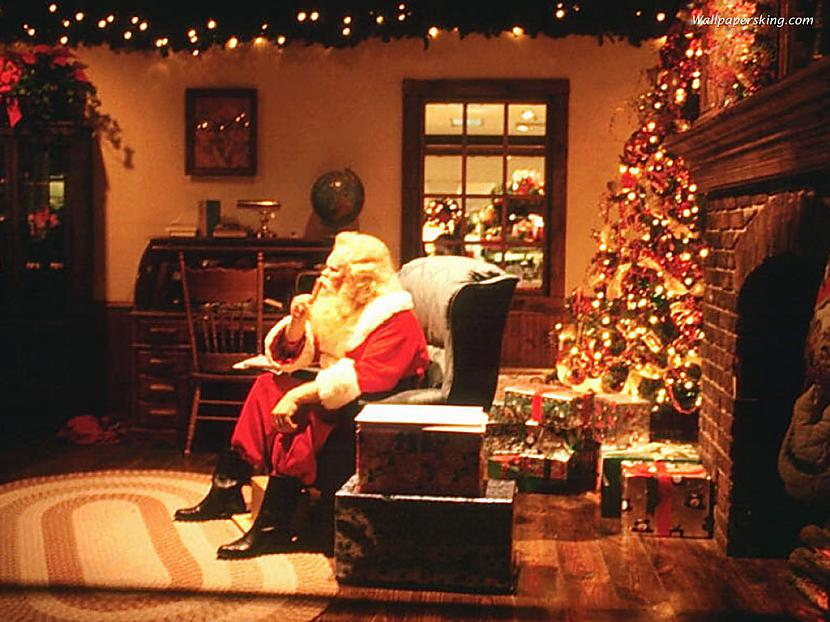Īstā Ziemassvētku vecīša... Autors: smilsskalne Ziemassvētki tuvu un tālu.