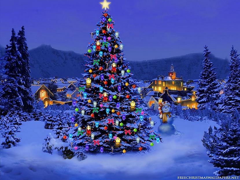 ASV Lai cik tas dīvaini šķistu... Autors: smilsskalne Ziemassvētki tuvu un tālu.