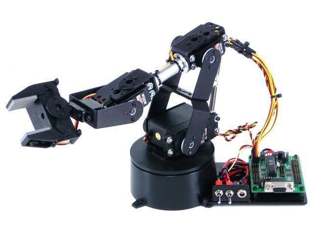 Rūpnieciskie roboti ir... Autors: Fosilija Roboti!