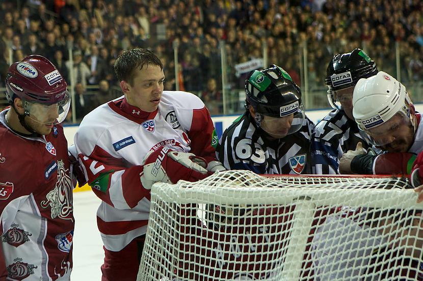Autors: ak34 FOTO: Dinamo pret Vitjaz