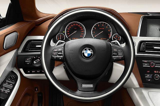 M sporta pakete un BMW... Autors: TheSaint Jaunais BMW 6.sērijas Gran Coupe.