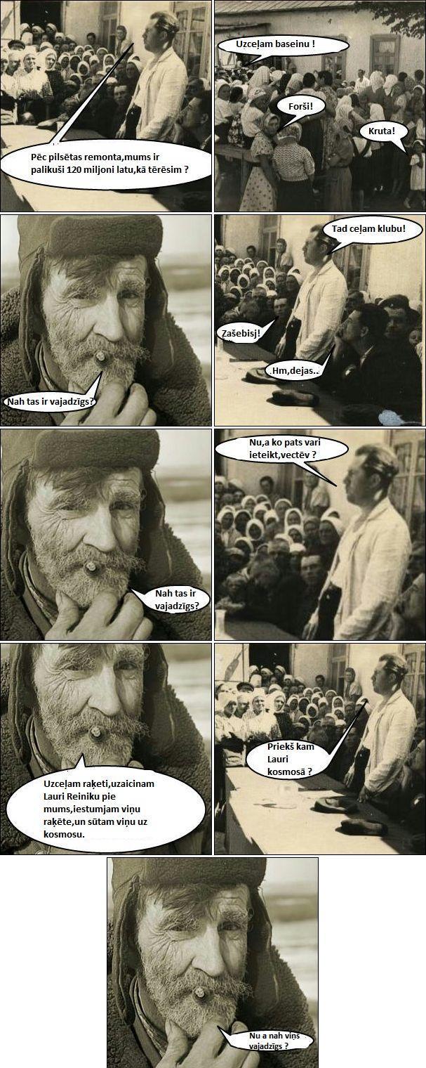 Autors: Fosilija Fotokomiksi!