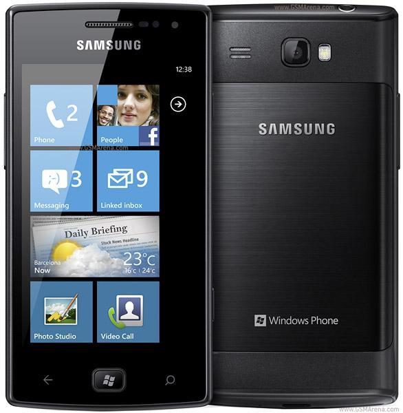 Samsung Omnia W I8350 3G tīkls... Autors: estrella Jaunākie telefoni. 11. daļa.