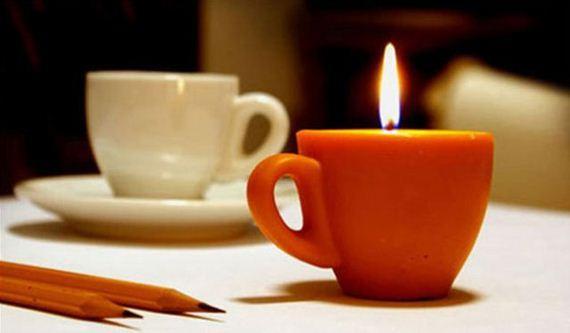 Autors: exkluzīvais Lieliski sveču dizaini