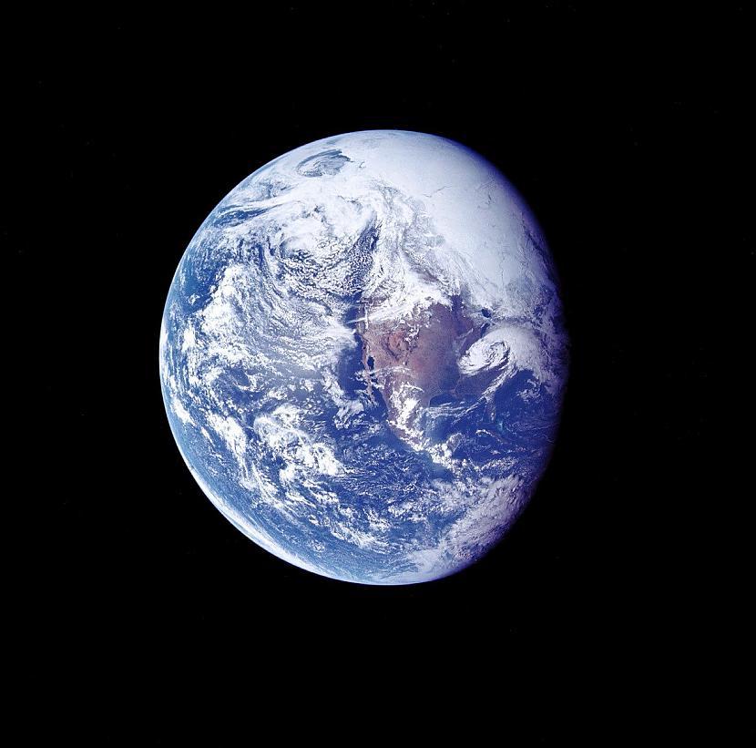 ZemePlanēta scaronajā laikā ir... Autors: Xinjsh Nākotne