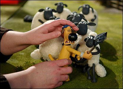 Autors: Rolix322 Shaun The Sheep aizkadri