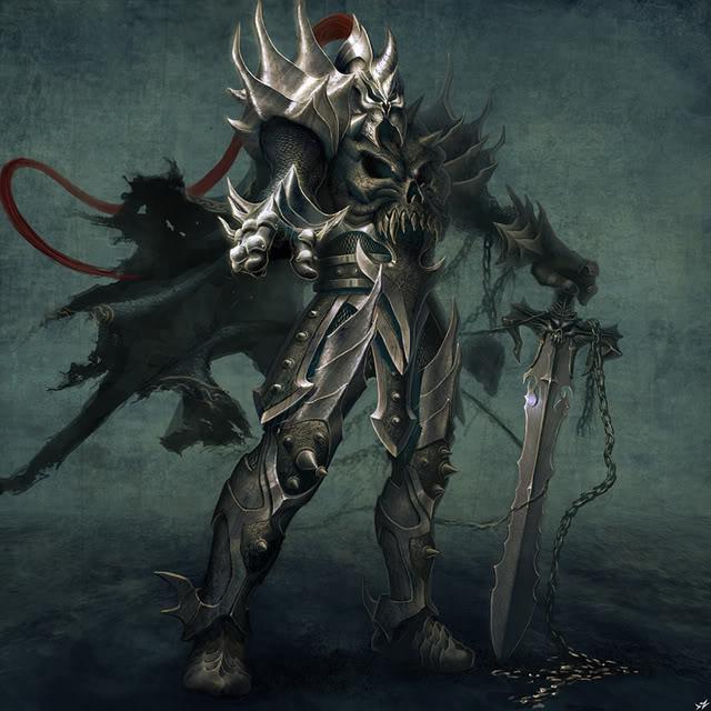 nbspDark Evil Knightnbsplabs... Autors: Fosilija Kā spoki sāka spkoties 3