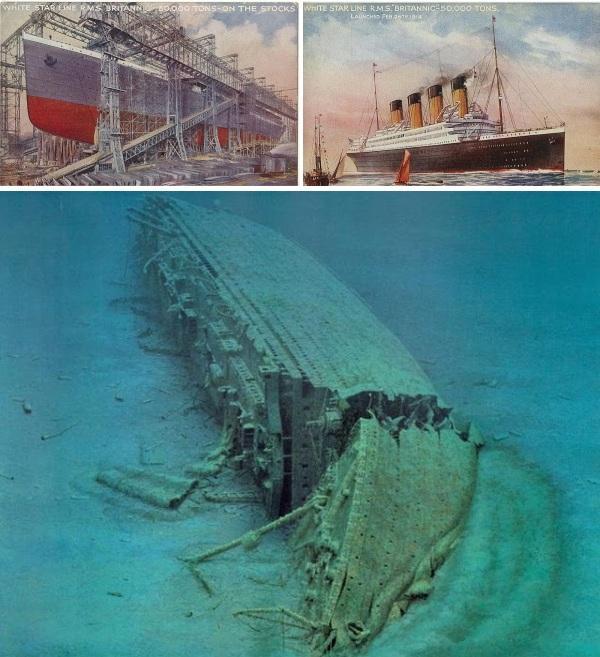 Tomēr liela daļa scarono kuģu... Autors: LielaisLempis Pamesti kuģi...