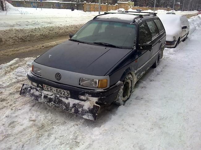 Klasisks sniega šķūrētājs Autors: DemonicCharm Praktiskais latvietis. ^^