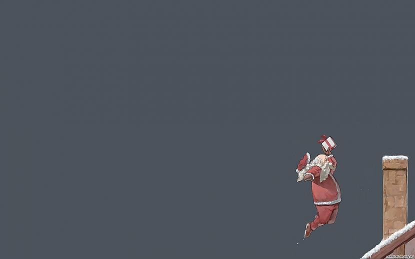 Autors: Skeletons13 Ekrāntapetes ziemassvētku noskaņai