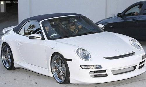 Victoria Beckham  Porsche 911... Autors: Moradi Slavenību auto 3