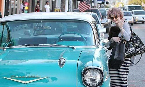 Kelly Osbourne  Chevrolet... Autors: Moradi Slavenību auto 3