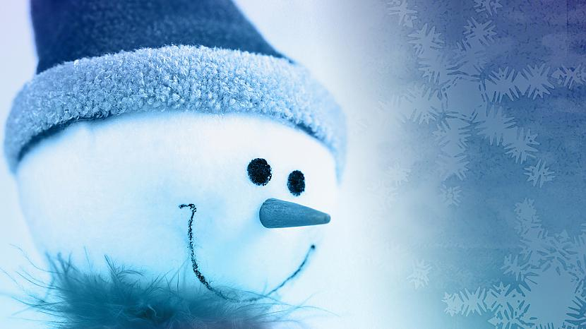 Jau kopš senseniem laikiem... Autors: ZveeRiņš fakti par sniegavīriem.