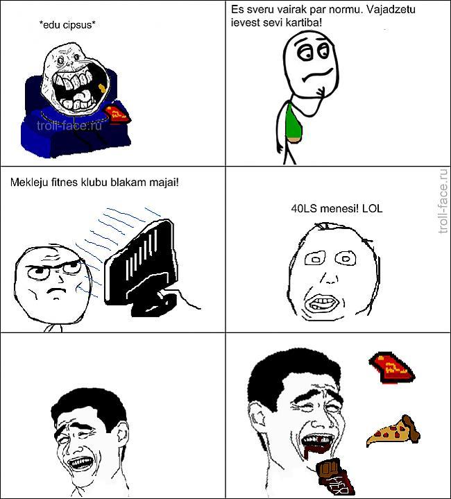 Autors: volumepower Yao Ming labakie komiksi!