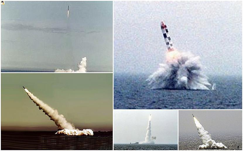 Tas scaronogad ir jau... Autors: We3Dboy Krievija izmēģina kodolraķetes