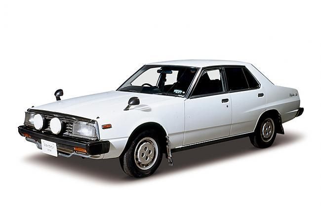 Nākoscaronais Skyline modelis... Autors: hahiits Nissan Skyline retrospekcija pirmā daļa