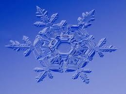 Katra sniega kristāliņa centrā... Autors: robiiic Interesanti fakti par sniegu! :)