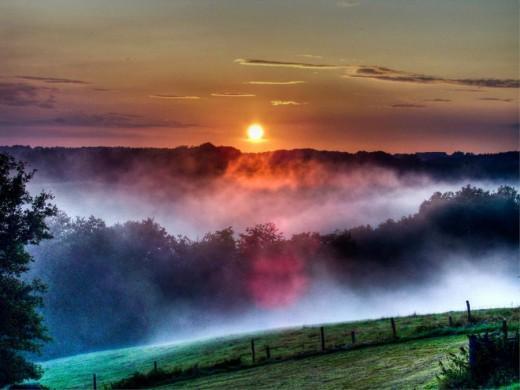 Autors: Asiņainā Mērija Neticami skaistā daba!