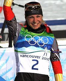 Magdalēna Neinere vācu... Autors: SIDS81 5. daļa, daži no labākajiem sportistiem pasaulē
