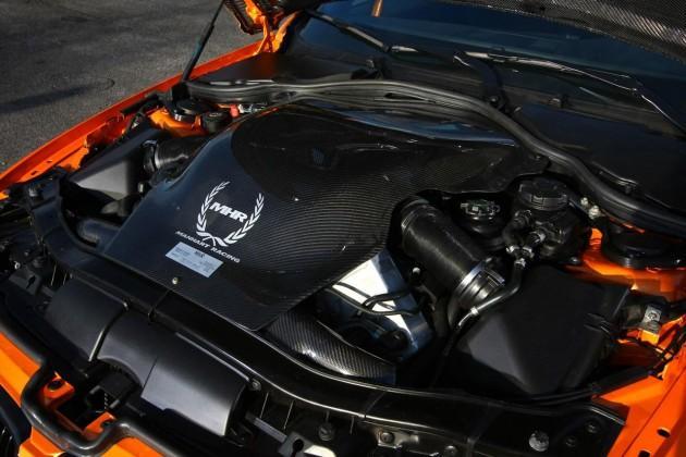 Manhart MH3 V8 RS Clubsport... Autors: Fosilija 'Manhart' pārveidotais 'BMW M3' ar