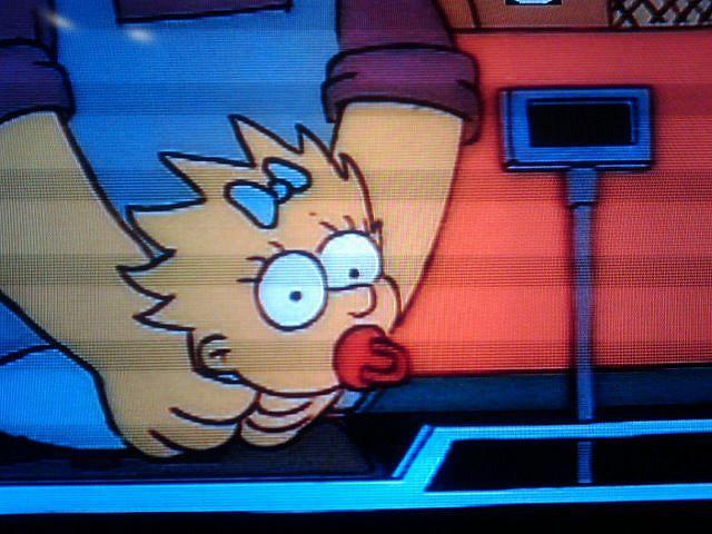 Hmm scaronis būs tāds diezgan... Autors: LielaisLempis Nedzirdēti fakti par Simpsoniem.