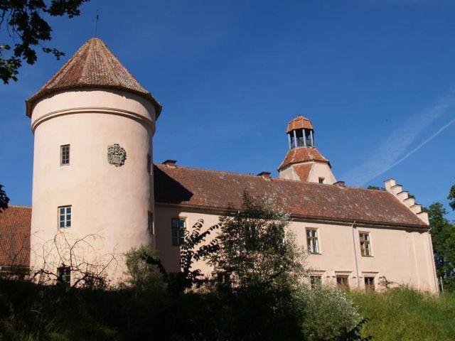 Ēdoles pils12641267g būvēta... Autors: gurkjis Latvijas pilis