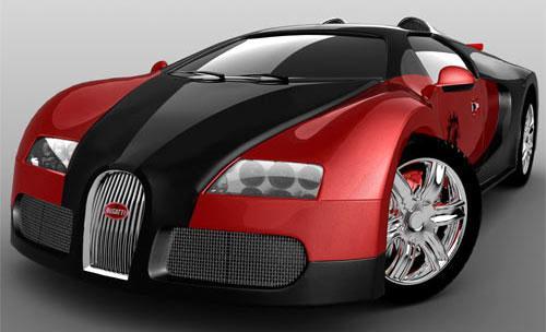 2Bugatti Veyron 253 mph  060... Autors: NosoDitaa Atrako mashinu TOP 10