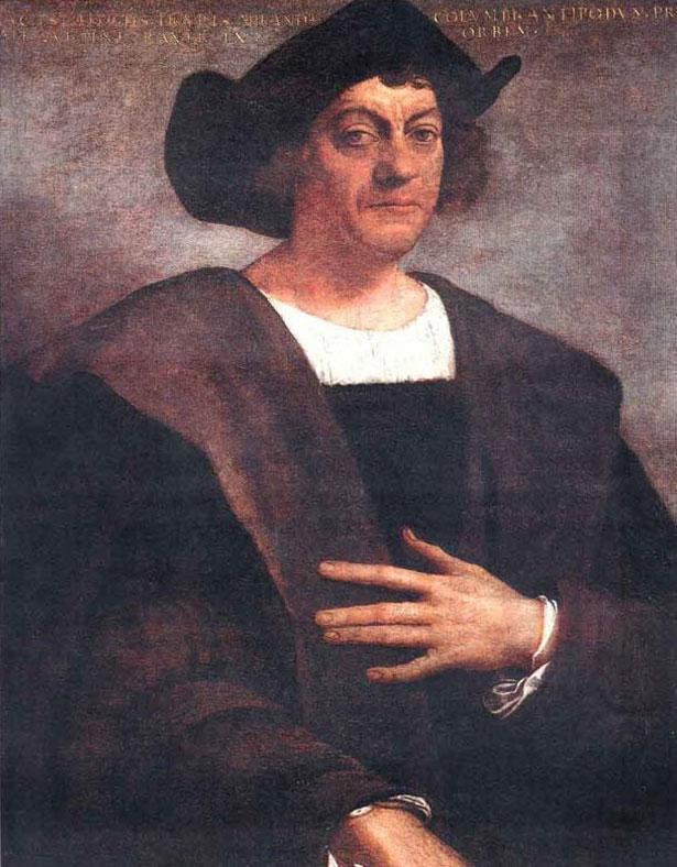Kristofors Kolumbs  šis... Autors: Fosilija Visu laiku ikoniskākās personības (1. daļa)