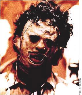 Leatherface jeb Latviski  Ādu... Autors: rudix šausmu filmu tēli !