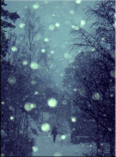Kad uzsniga zniedziņš balts Autors: iloveapplecake Winter snow story!`