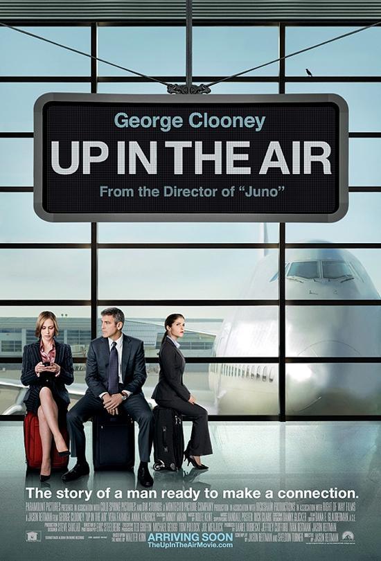 4UP IN THE AIR Autors: UglyPrince Zelta Globuss 2010, nominācijas!