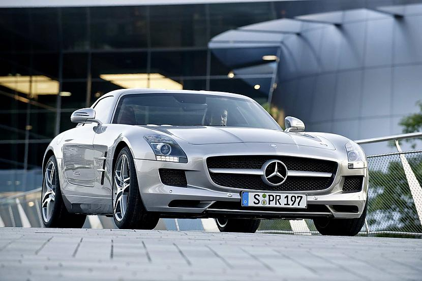 Autors: kristaps5s Mercedes benz sls amg