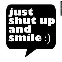 just smile!!