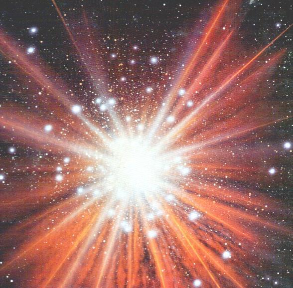 lielais sprādziens Autors: Fosilija Visuma noslēpumi...