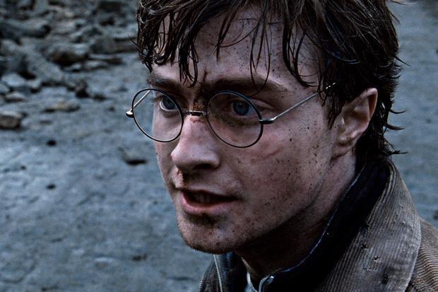 Harija Potera slavenā rēta ir... Autors: elements Harija Potera aizkadri