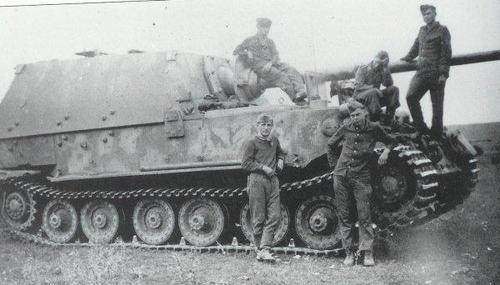 Bet tā tas izskatījās uz... Autors: cornflakes WW2 vācu tanku-iznīcinātāji un mobilā artilērija