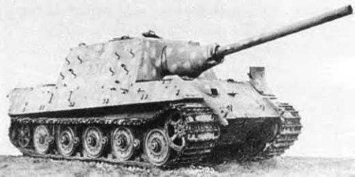 Un vēl 1944 gada izmisuma... Autors: cornflakes WW2 vācu tanku-iznīcinātāji un mobilā artilērija