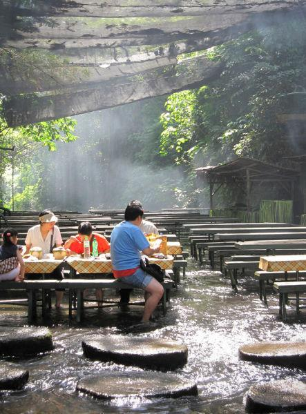 Iedomājaties restorānu kur jūs... Autors: MJ Neticamais restorāns!!