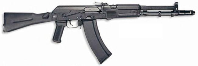 AK107 VIens no jaunākajiem AK... Autors: Maršals Žukovs Daži ieroči (RUS)