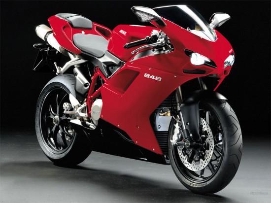 No 10 Ducati 848 Motors... Autors: esesmudonors Top 10 Ātrākie Moči >>>