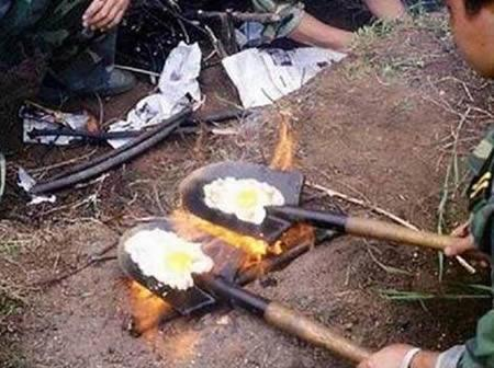 Tā viņi cep olas Autors: AldisTheGreat Tikai Ķīnā!