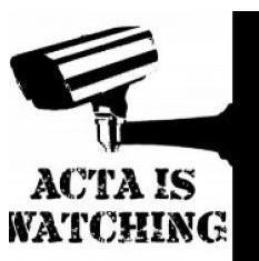 ACTA visvairāk varētu skart... Autors: Fosilija Die ACTA die !!!!