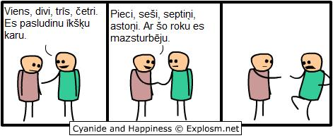 Autors: dagelio Cyanide & Happiness 2