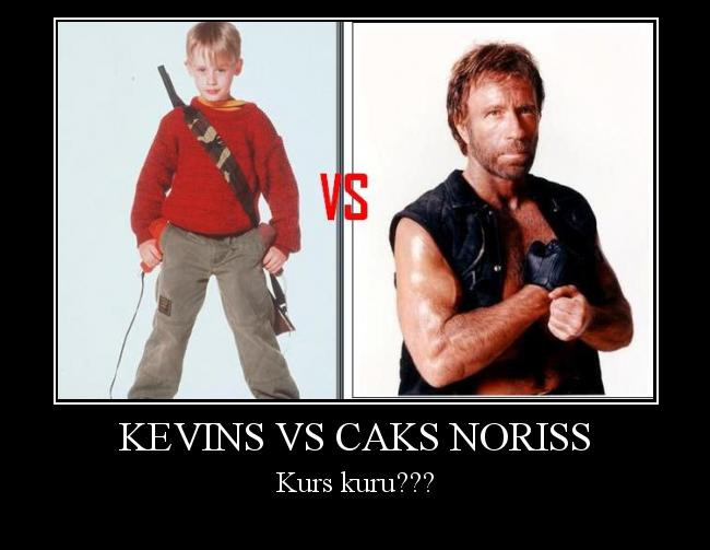Autors: Artuuu4ins18 Kevins vs Caks Noriss