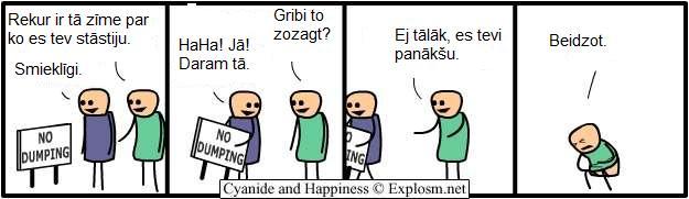 Autors: dagelio Cyanide & Happiness 3