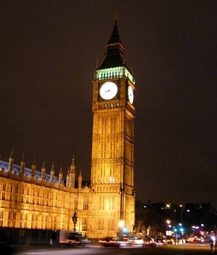 Big Ben Autors: reinars22 Pasaules skaistākās celtnes.