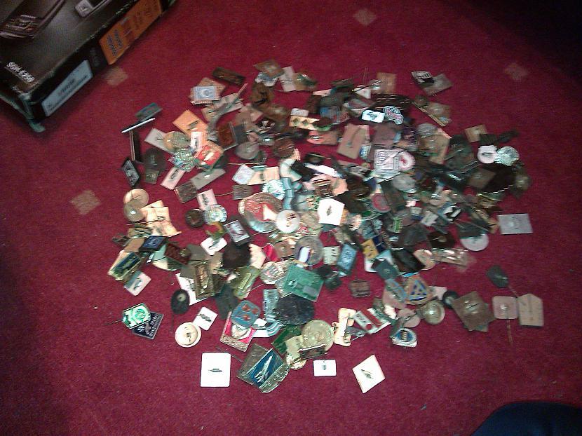 Man tās ir 320 Pats vēl vakar... Autors: Finčš Mana kolekcija