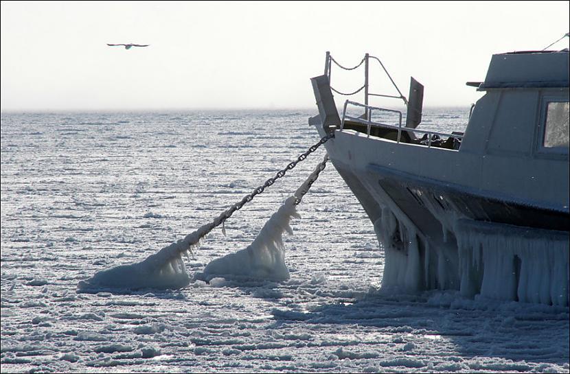 Autors: NewDZERA Melnā jūra aizsalusi !!!