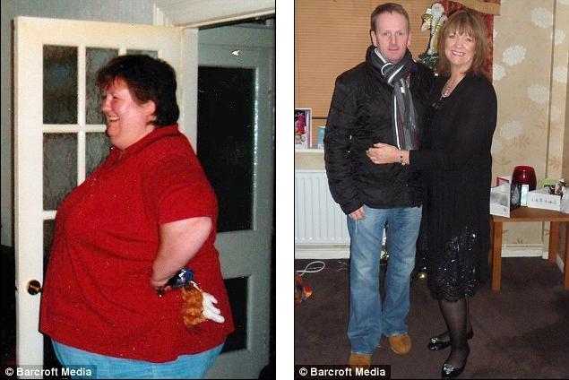 Nu Dženija savu sapni ir... Autors: MJ Sieviete mainīja savu ēdienkarti!!