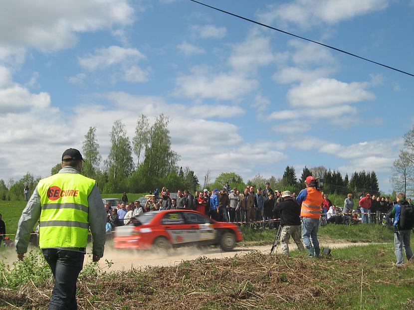 Autors: Nr13 Rally talsi 2012